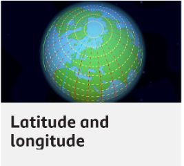 Latitdue and Longitude